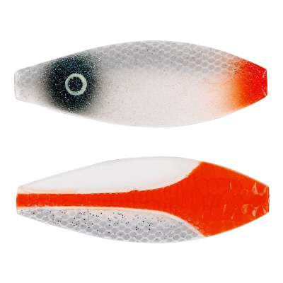 Westin D360° Trout Spoon, 4.5cm - Orange Albino - 5.5g - 1 Stück