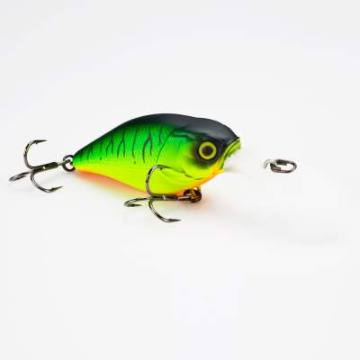 Illex Crankbait DD (Deep Diving) Cherry 55 Wobbler Mat Tiger