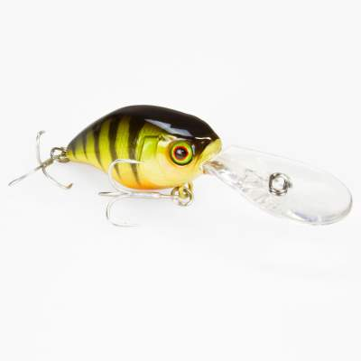 Illex Crankbait Deep Diving Chubby 38 Perch, - 3,8cm - Perch - 4,7g - 1Stück
