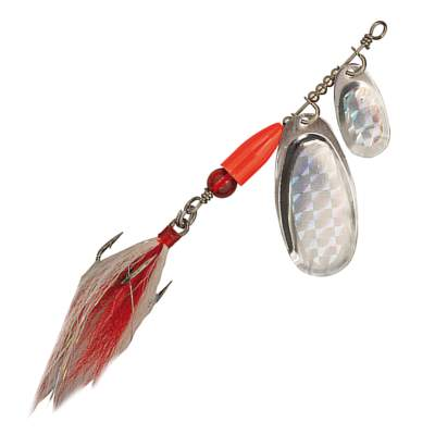 Pezon & Michel Buck Pike Tandem Spinner N°2/6 Full Silver