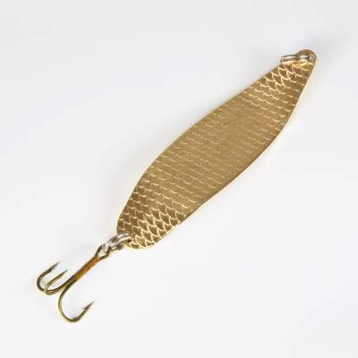 Angel Domäne Salmon Spoon 26g gold