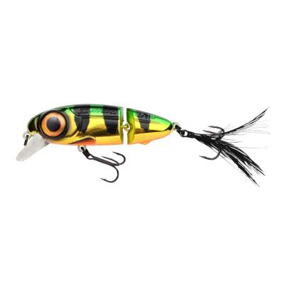 SPRO Iris Underdog Jointed 80 Wobbler, 8,5cm - 18,5g - Perch - 1Stück