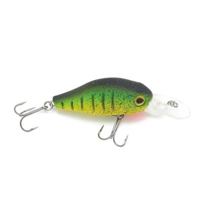 Viper Pro Fat Belly DD 5,5cm Apple Bomb Crankbait, - 5,5cm - Apple Bomb - 12g - 1Stück