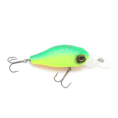 Viper Pro Fat Belly DD 5,5cm Smashed Citrus Crankbait, - 5,5cm - Smashed Citrus - 12g - 1Stück