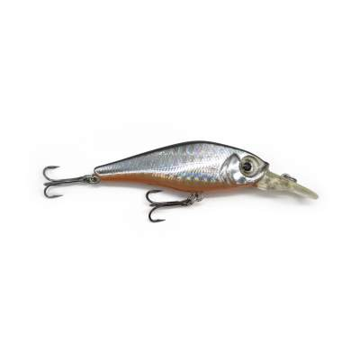 Viper Pro Witcher Deep Diving Wobbler, 6,5cm - 9g - Silver Orange - 1Stück