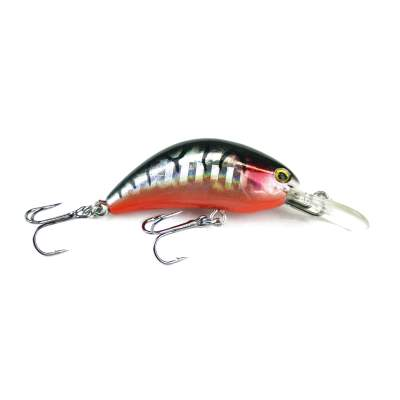 Viper Pro Little Humpy 4,0cm Ghost Mackerel Mini Crankbait, - 4cm - Ghost Mackerel - 4g - 1Stück