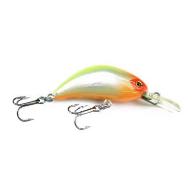 Viper Pro Little Humpy 4,0cm Moonpie Mini Crankbait, - 4cm - Moonpie - 4g - 1Stück