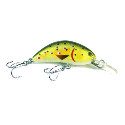 Viper Pro Little Humpy 4,0cm Fruity Trout