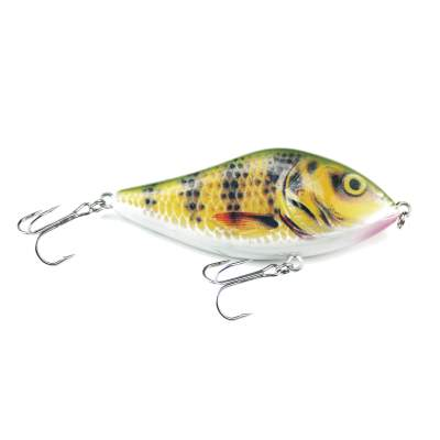 Viper Pro Super Glider 10,50cm Yellow Green Back Glidebait, - 10,5cm - Yellow Green Back - 47g - 1Stück