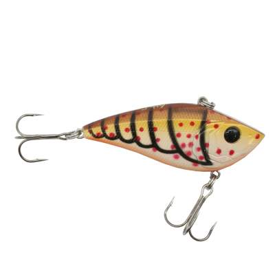 Viper Pro Rattle Crank 7,00cm Brownie Lipless Crankbait, - 7cm - Brownie - 18g