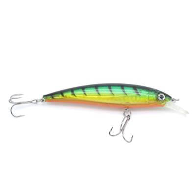 Viper Pro Shak'n Roll Jr. 10,0cm Holo Perch, - 10cm - Holo Perch - 17g - 1Stück