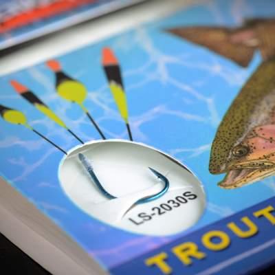 Gamakatsu Trout Float Forellen Haken LS-2030  60cm
