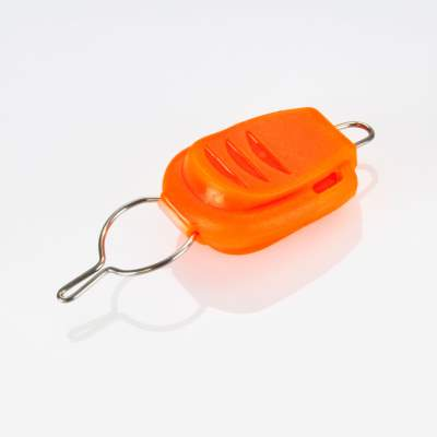 Senshu Reel Line Clip orange