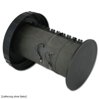 Rig Bin Small Karpfen 8x6,5cm Box Vorfachdose Trace Holder Winder Dose