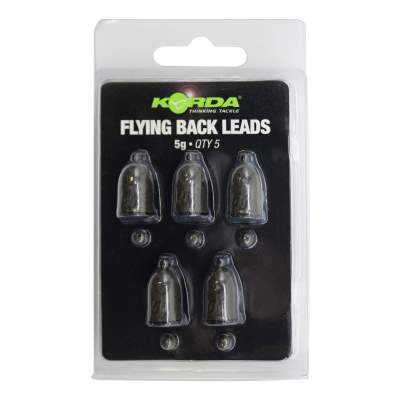 Korda Flying Back Leads 5 Stück, 5g - 5Stück