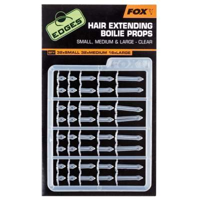 Fox Edges Hair Extending Boilie Props Clear