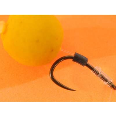 Guru Ready Rigs 15 Feeder Hair Rigs Gr.12 - 38cm - 8 Stück