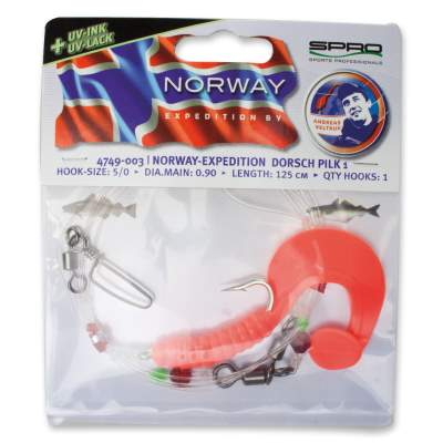 Spro Norway Expedition Norway Expedition Dorsch Pilk 1 Rig