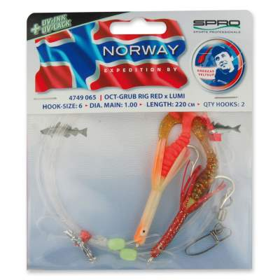 Spro Norway Expedition Norway Expedition Oct- Grub 1 Rig