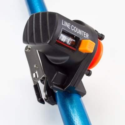 Line Counter 0-999m Schnurzähler Tiefenmesser für die Angelrute