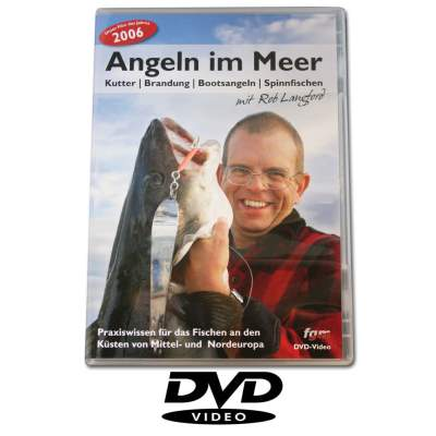 Etheon Media DVD Angeln im Meer