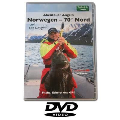 Etheon Media DVD Norwegen - 70 Grad Nord