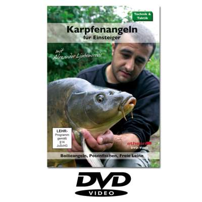 Etheon Media DVD Karpfenangeln