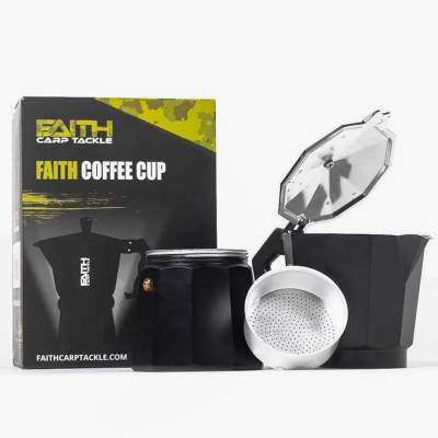 Faith Percolator Coffee Machine Coffee Maker, Kaffeekocher 300ml