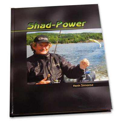 SPRO Henk Simonsz Shad Power Buch