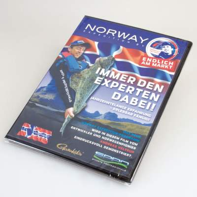 Spro Norway Expedition DVD Norway Expedition