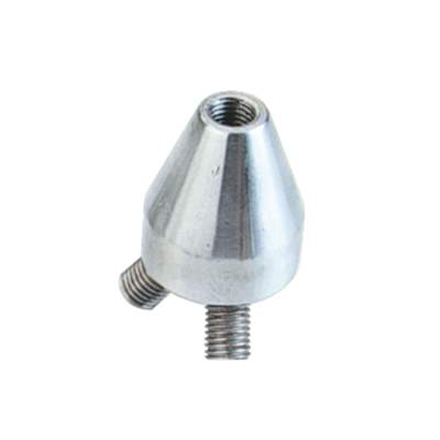Pelzer Stainless Tri Adapter