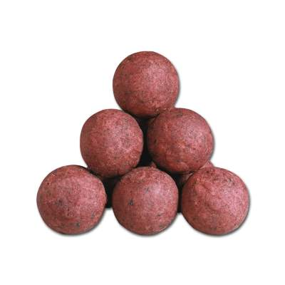 Top Secret Natural Power Wallerboilies 30mm Blut/Leber 1Kg Wels Boilie, Top Secret Natural Power Waller Boilies 30mm Blut/Leber 1Kg