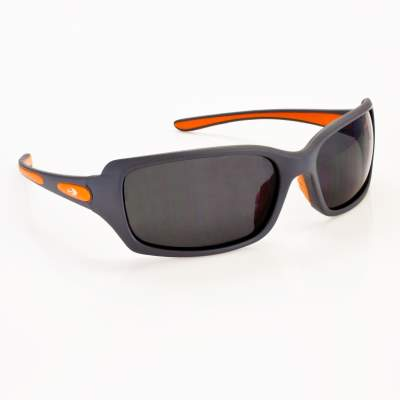 X-Version Fly Polarisationsbrille grau/orange, - 1Stück