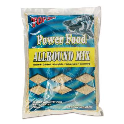 Top Secret Power Food Grundfutter Allround Mix 1Kg