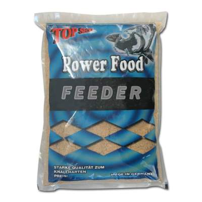 Top Secret Power Food Grundfutter Feeder 15Kg
