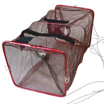 angel dom ne luxus k derfischreuse mit futterbeutel 55x25x24cm angelshop angel dom ne. Black Bedroom Furniture Sets. Home Design Ideas