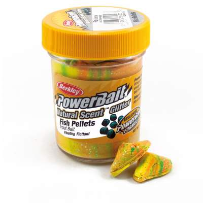 Berkley Powerbait Dough Natural Scent Fish Pellet Rainbow