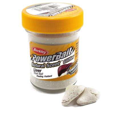 Berkley Powerbait Dough Natural Scent Liver White