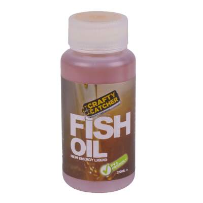 Crafty Catcher Liquid 250ml Blended Fish Oil
