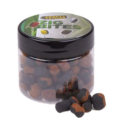 Crafty Catcher Zig Bites 20g Krill & Pellet Pop-Up Bait