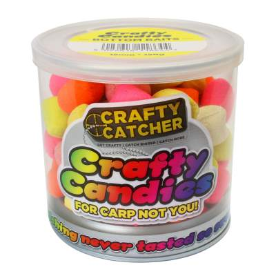 Crafty Catcher Candies Bottom Bait 15mm Boilie