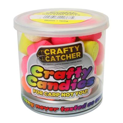 Crafty Catcher Candies Bottom Bait 18mm Boilie