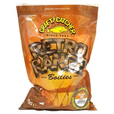 Crafty Catcher Retro Range Peanut Pro Boilies 20mm Boilie