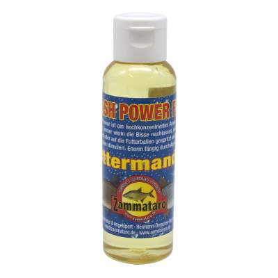 Zammataro Splash Power Flavour Bittermandel / Amandel, 100ml