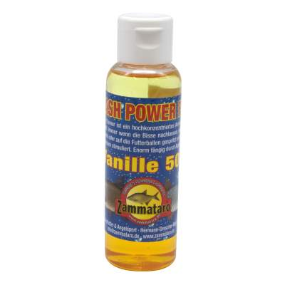 Zammataro Splash Power Flavour Vanille 500, 100ml