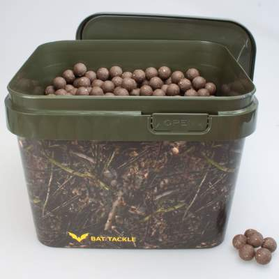 BAT-Tackle Böse Boilies im Realistric® Eimer, 5,0 kg, 18mm, Crab Monster