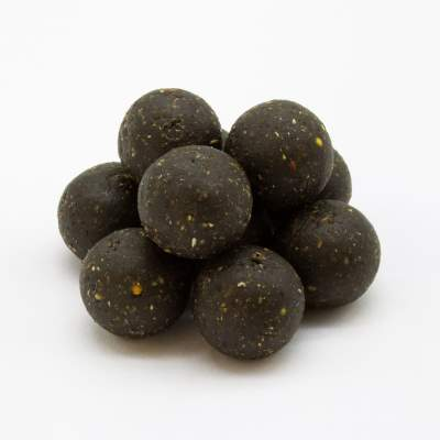 BAT-Tackle Böse Boilies im Realistric® Eimer, 5,0kg, 18mm, Squid - black