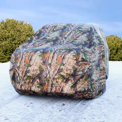 Camouflage Car SUV Cover XL, 571x203x160cm