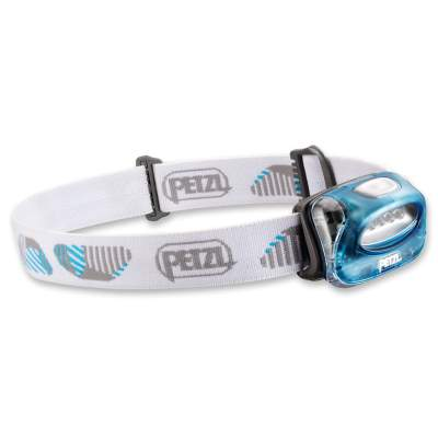 Petzl Tikka², 4 LED- Stirnlampe, Tropical Blue