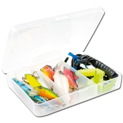 Roy Fishers Tackle Box 3 Compartment